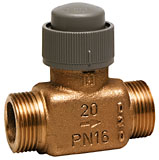 V5832A dvieigis ventilis; 2,5 mm; DN15/20; PN16