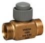V5822A dvieigis ventilis; 2,5 mm; DN15/20; PN16